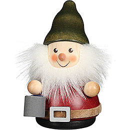 Teeter Man Dwarf with Bucket - 8 cm / 3.1 inch