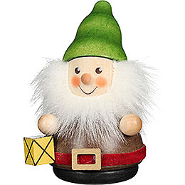 Teeter Man Dwarf with Lantern - 8 cm / 3.1 inch