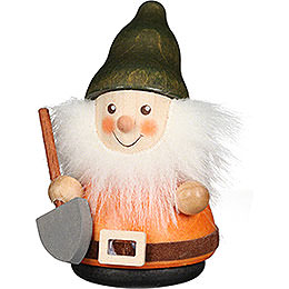 Teeter Man Dwarf with Shovel - 8 cm / 3.1 inch