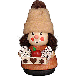 Teeter Man Gingerbread Seller Natural - 8,5 cm / 3.3 inch