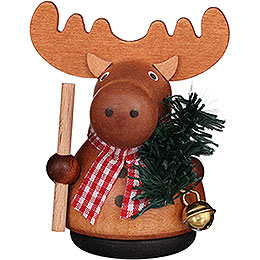 Teeter Man Moose Natural - 7,5 cm / 3 inch