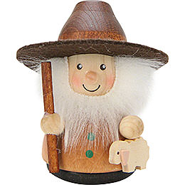 Teeter Man Shepherd Natural - 7,5 cm / 3 inch