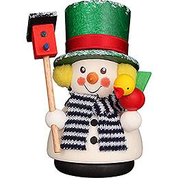 Teeter Snowman - 8,5 cm / 3.3 inch