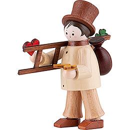 Thiel-Figur Glücksbringer - natur - 6,5 cm