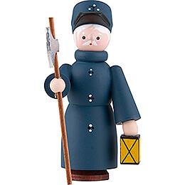 Thiel-Figur Nachtwächter - bunt - 6,5 cm