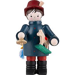 Thiel-Figur Spielzeughändler - bunt - 6 cm