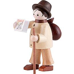 Thiel-Figur Wanderer - natur - 6 cm