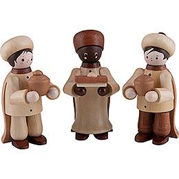 Thiel-Figuren Heilige Drei Könige - natur - 6 cm