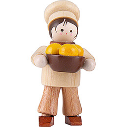 Thiel Figurine - Baker Boy - natural - 5 cm / 2 inch