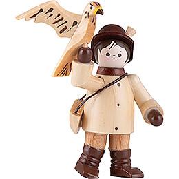 Thiel Figurine - Falconer - natural - 6,3 cm / 2.5 inch