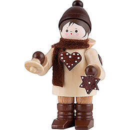 Thiel Figurine - Gingerbread Child - 5,5 cm / 2.2 inch
