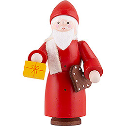 Thiel Figurine - Santa Claus - coloured - 6,5 cm / 2.6 inch