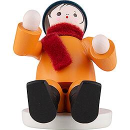 Thiel Figurine - Slider - coloured - 4 cm / 1.6 inch