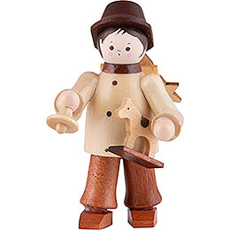 Thiel Figurine - Toy Seller - natural - 6 cm / 2.4 inch