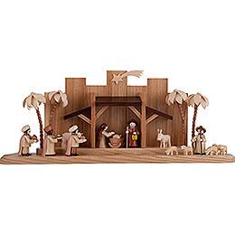 Thiel Figurines - Nativity Set of 13 Pieces - natural - 18 cm / 7.1 inch