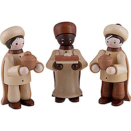 Thiel Figurines - Three Wise Men - natural - 6 cm / 2.4 inch