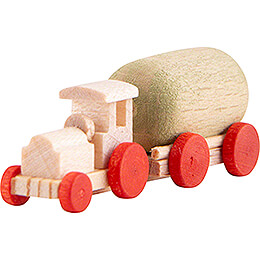 Tractor with Trailer - 2 cm / 0.8 inch