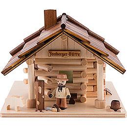 Traditionelles Rauchhaus Freiberger Hütte - 12,5 cm