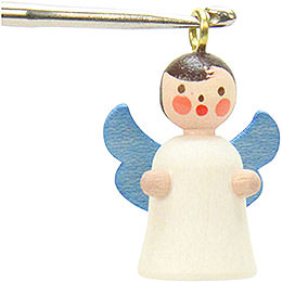 Tree Ornament - Angel (without Thread) - 1,8 / 2,7 cm - 1x1 inch