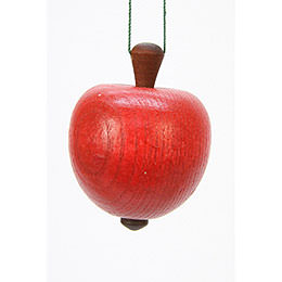 Tree Ornament - Apple - 4,0 / 5,3 cm - 2x2 inch