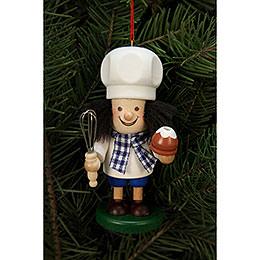 Tree Ornament - Baker - 10,8 cm / 4 inch
