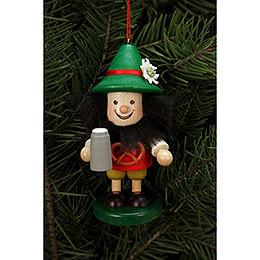 Tree Ornament - Bavarian - 10,5 cm / 4 inch