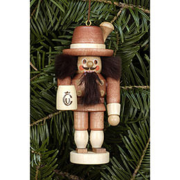 Tree Ornament - Bavarian Natural - 10,5 cm / 4 inch