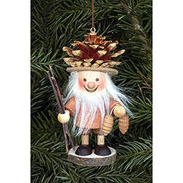 Tree Ornament - Coneman Natural - 10,5 cm / 4 inch