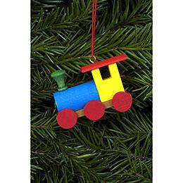 Tree Ornament - Engine - 5,2x3,8 cm / 2x2 inch