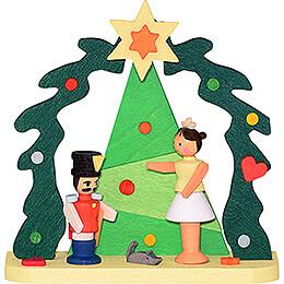 Tree Ornament - Nutcracker - 7,4 cm / 2.9 inch