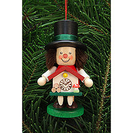 Tree Ornament - Rascal Black Forester - 10,5 cm / 4.1 inch
