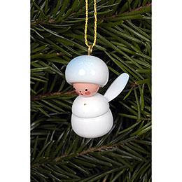 Tree Ornament - Snowflakes - 2,3x3,1 cm / 1x1 inch