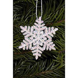 Tree Ornament - Snowflakes - 4,5x4,5 cm / 2x2 inch
