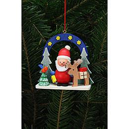 Tree Ornament - Starry Sky with Niko - 7,5x7,1 cm / 3x3 inch