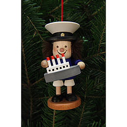 Tree Ornament - Thug Captain - 10,5 cm / 4 inch