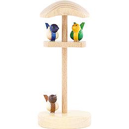 Vogelhaus einzeln - 12 cm