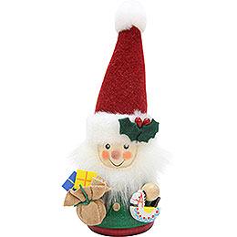 Wackelmännchen Weihnachtsmann - 12,5 cm