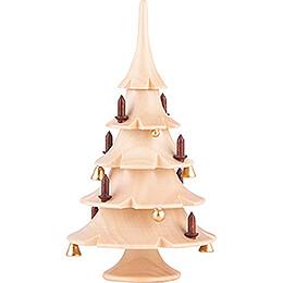 Weihnachtsbaum mit Glöckchen - 12 cm