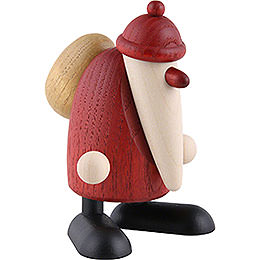 Weihnachtsmann stehend - 9 cm