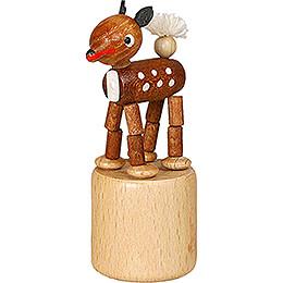 Wiggle Figure - Deer - 7 cm / 2.8 inch