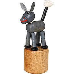 Wiggle Figure - Donkey - 8 cm / 3.1 inch