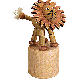 Wiggle Figure - Lion - 7 cm / 2.8 inch