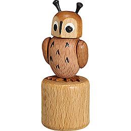 Wiggle Figure - Owl - 7,5 cm / 3 inch