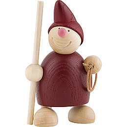 Wight with Crook and Lasso - Red 10 cm / 4 inch