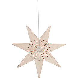 Window Picture - Christmas Star - 39 cm / 15.4 inch