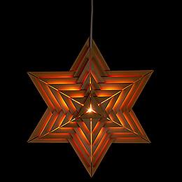 Window Picture - Star - 40 cm / 15.7 inch