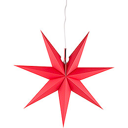 Window Star - Red - 53 cm / 20.9 inch
