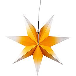 Window Star - Yellow - White - 41 cm / 16.1 inch