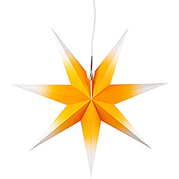 Window Star - Yellow - White - 53 cm / 20.9 inch