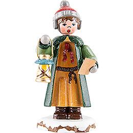 Winter Children Carol Singer Benjamin - 7,5 cm / 3 inch